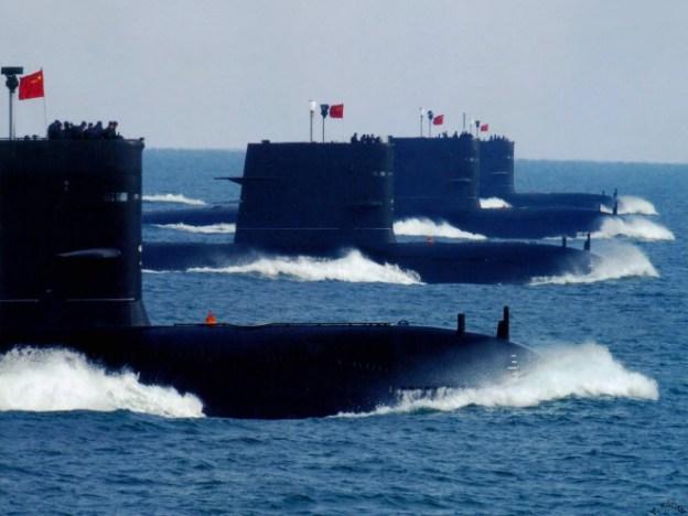 Với 1.000 tàu ngầm, 450 tàu chiến, TQ sẽ bá chủ đại dương vào 2030: Thực tế hay ảo tưởng? - Ảnh 2.