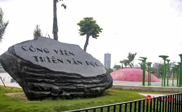 Bên trong Công viên Thiên văn học Hà Nội có gì đặc biệt? - Ảnh 1.