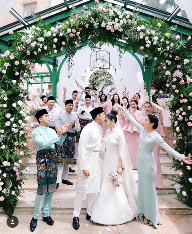 Tổ chức hôn lễ xa hoa bậc nhất năm 2018 đến tận 2 lần, cặp đôi đình đám trong hội con nhà giàu châu Á giờ có cuộc sống ra sao? - Ảnh 15.