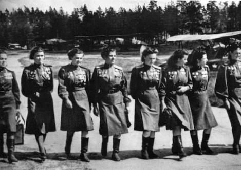 """Tại sao quân Đức khiếp sợ các """"Phù thủy màn đêm""""? - Ảnh 3."""