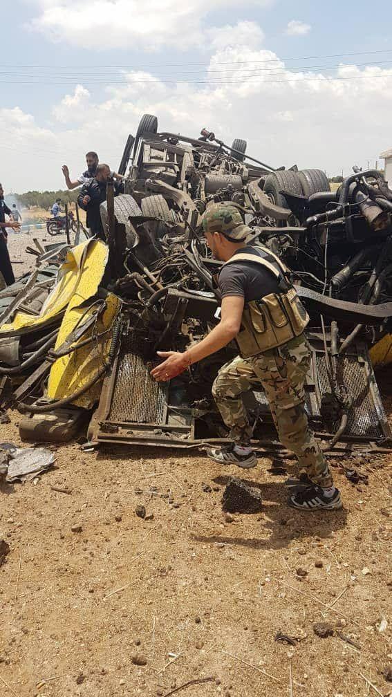 TQ sở hữu vũ khí khắc chế mọi phương án leo thang của Ấn Độ - Thêm 1 vụ tập kích bằng Bom Ninja ở tây bắc Syria? - Ảnh 3.