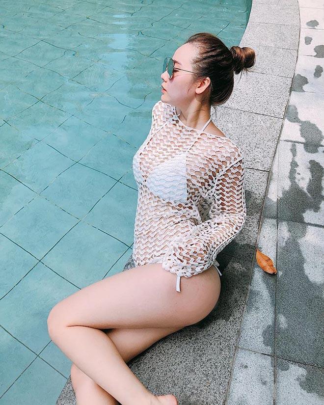 Đọ vẻ nóng bỏng của bộ 3 bạn thân Phanh Lee - Huyền Lizzie - Thu Hoài - Ảnh 12.