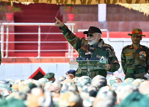 Ấn Độ lệnh cho máy bay, tàu chiến sẵn sàng ma trận leo thang với TQ - Lực lượng mới tính châm ngòi chiến sự tây bắc Syria? - Ảnh 1.