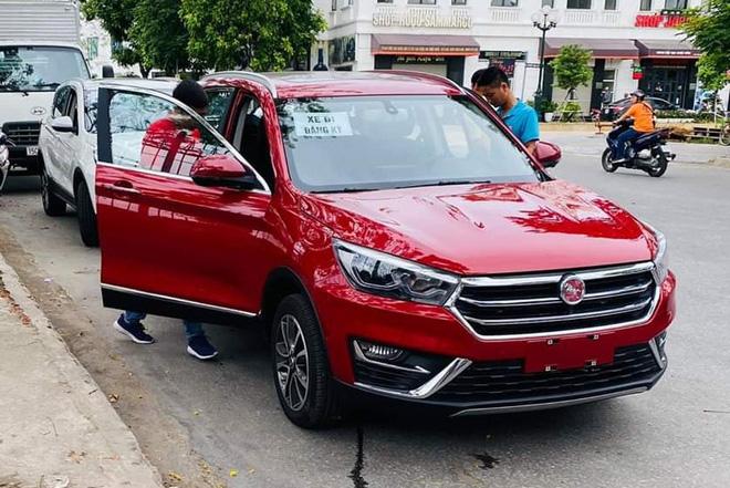 SUV Trung Quốc lạ lộ diện tại Việt Nam: Giá hơn 600 triệu đồng, đấu Honda CR-V - Ảnh 1.