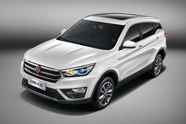 SUV Trung Quốc lạ lộ diện tại Việt Nam: Giá hơn 600 triệu đồng, đấu Honda CR-V - Ảnh 3.