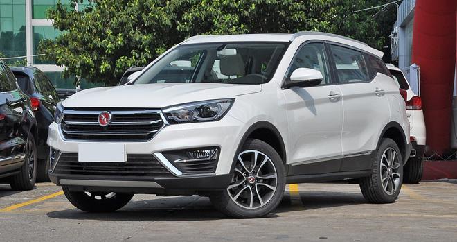 SUV Trung Quốc lạ lộ diện tại Việt Nam: Giá hơn 600 triệu đồng, đấu Honda CR-V - Ảnh 4.