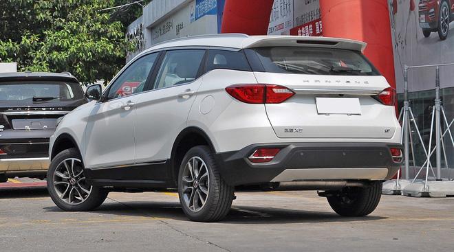 SUV Trung Quốc lạ lộ diện tại Việt Nam: Giá hơn 600 triệu đồng, đấu Honda CR-V - Ảnh 5.