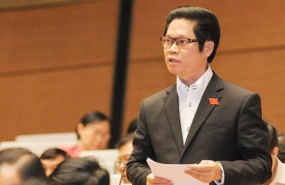Phát ngôn ấn tượng và những tranh luận nảy lửa tại kỳ họp 9, Quốc hội 14 - Ảnh 6.