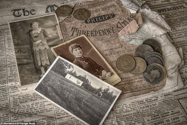 Ghé thăm ngôi nhà của ký ức từ hơn 200 năm trước vẫn còn nguyên vẹn: Đồng hồ đã ngưng điểm, hàng trăm bức thư tình vẫn còn trong ngăn kéo - Ảnh 9.