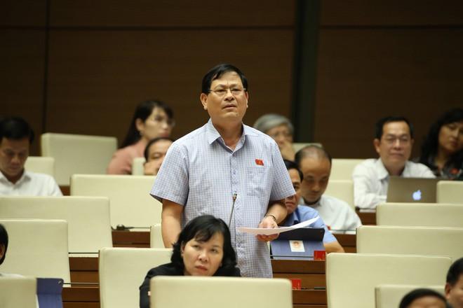 Phát ngôn ấn tượng và những tranh luận nảy lửa tại kỳ họp 9, Quốc hội 14 - Ảnh 10.