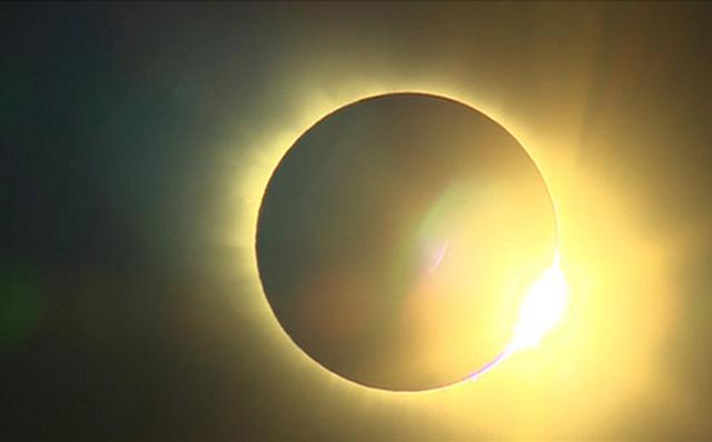 Chiều nay Việt Nam xuất hiện nhật thực thập kỷ - Ảnh 1.