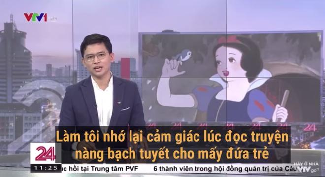 Việt Hoàng - BTV mặn nhất VTV sẵn sàng hoán đổi giới tính ngay trên sóng truyền hình: Ơ mặt mộc xinh quá! - Ảnh 1.