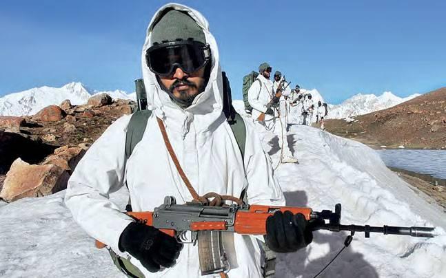 Tác chiến trên vùng núi cao: QĐ Ấn Độ giỏi nhất thế giới, Mỹ còn phải học tập! - Ảnh 1.