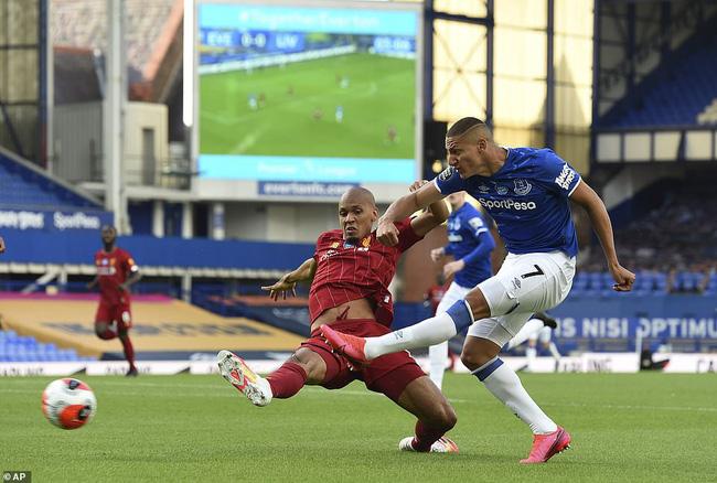 Liverpool bị Everton cầm chân, HLV Klopp thừa nhận 1 điều - Ảnh 1.