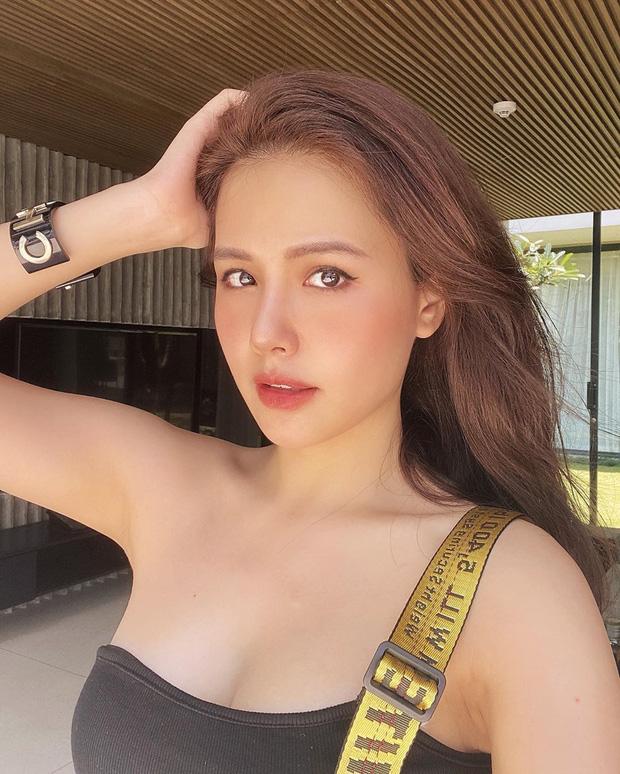Sắc vóc và gu thời trang không đùa được đâu của Phanh Lee, tân nương Tổng Giám đốc Cocobay Đà Nẵng - Ảnh 2.