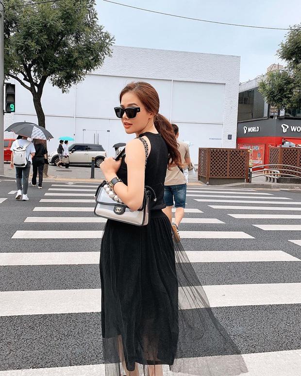 Sắc vóc và gu thời trang không đùa được đâu của Phanh Lee, tân nương Tổng Giám đốc Cocobay Đà Nẵng - Ảnh 14.
