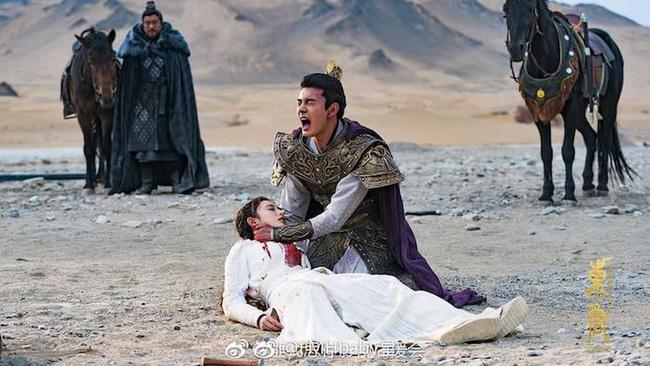 3 cái chết ám ảnh nhất màn ảnh Hoa ngữ: Cẩm Mịch và Vũ Văn Nguyệt khiến fan rơi lệ, đau tim - Ảnh 3.
