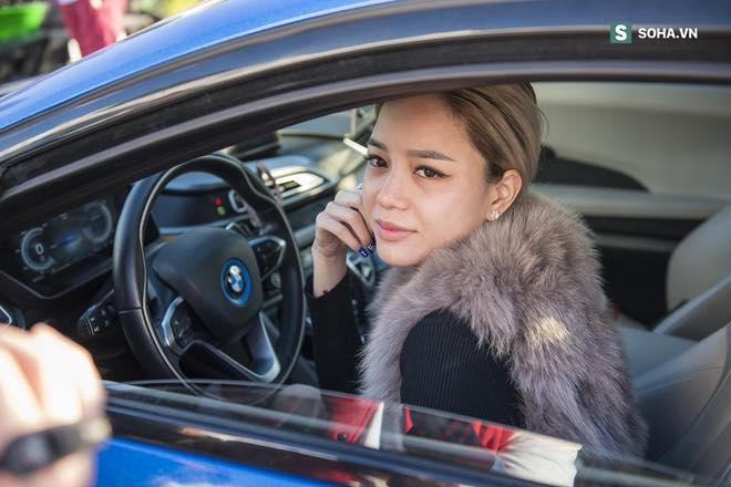 3 bóng hồng chơi siêu xe khét tiếng Việt Nam, kinh doanh cũng không phải dạng vừa - Ảnh 1.