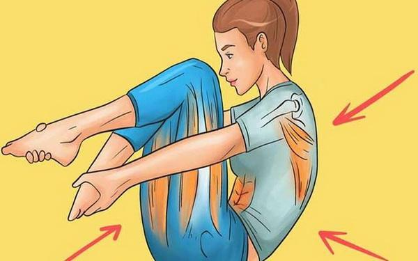 Bí quyết loại trừ đau lưng - Ảnh 1.