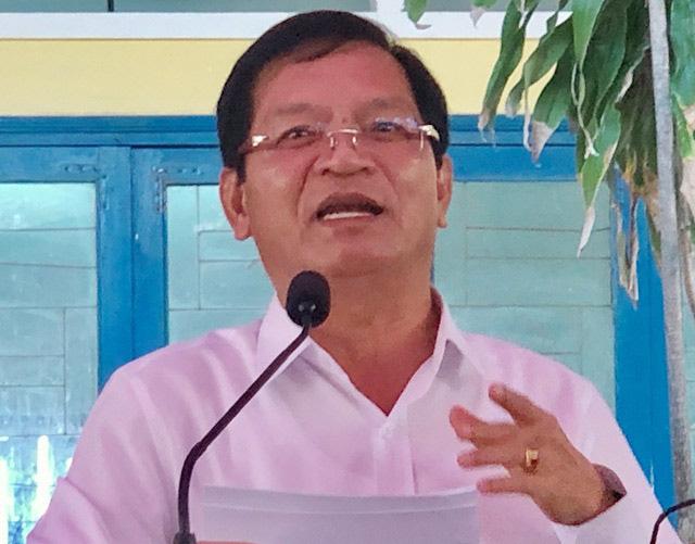 Quảng Ngãi: Bí thư Tỉnh ủy và Chủ tịch UBND tỉnh gửi đơn xin thôi chức - Ảnh 1.