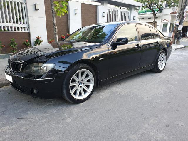 Khấu hao như BMW 750 Li 2007: Sau 13 năm giá xe rẻ hơn tiền đóng phí trước bạ khi mua mới - Ảnh 1.