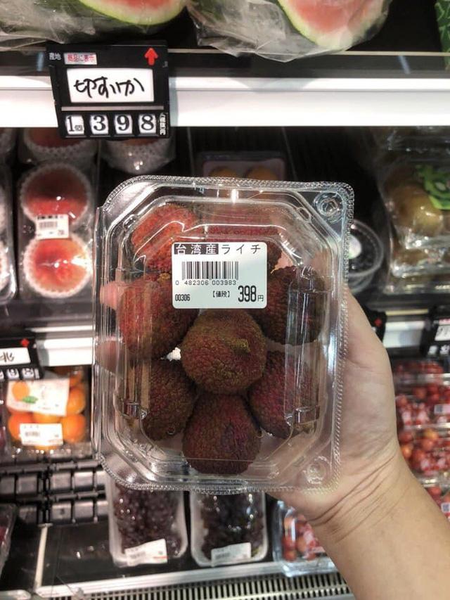 Dân mạng Việt khoe những trái vải bán trong siêu thị Nhật, 120k được mỗi 7 quả mà vẫn cháy hàng - Ảnh 7.
