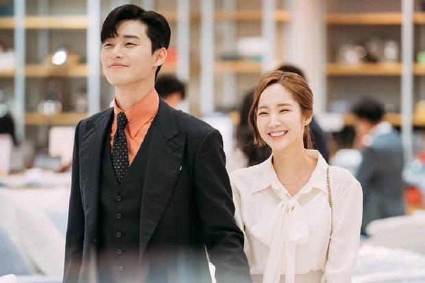 5 cặp màn ảnh tình như hẹn hò thật: Hyun Bin - Son Ye Jin, Park Shin Hye lộ bằng chứng, couple Thư ký Kim gây sốc vì quá gắt - Ảnh 9.