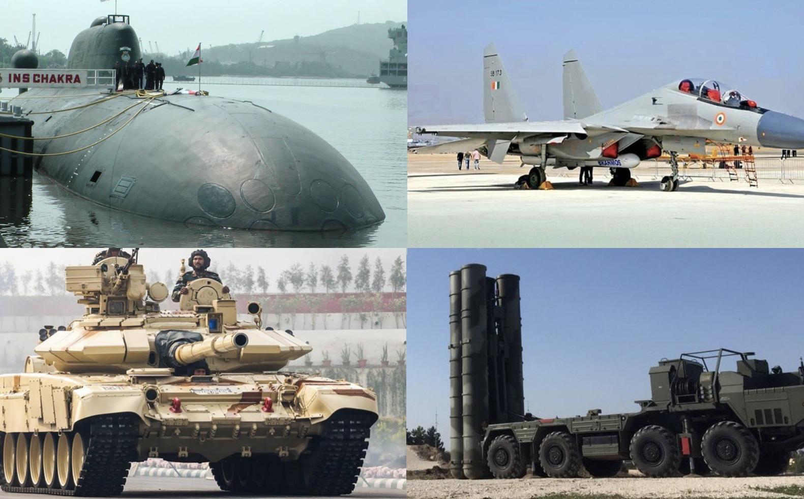 """5 vũ khí chiến thuật nguy hiểm của Ấn Độ khiến Trung Quốc lo sợ: Ác mộng với """"kẻ gây hấn"""""""