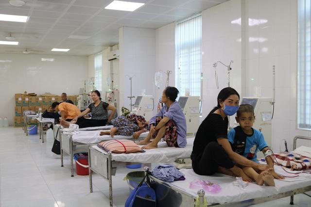 Hơn 30 y, bác sĩ Bệnh viện GTVT Hải Phòng bị nợ lương đã trở lại làm việc - Ảnh 1.
