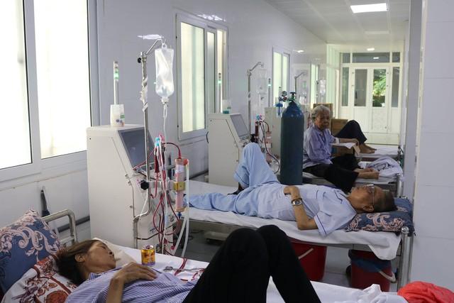 Hơn 30 y, bác sĩ Bệnh viện GTVT Hải Phòng bị nợ lương đã trở lại làm việc - Ảnh 2.
