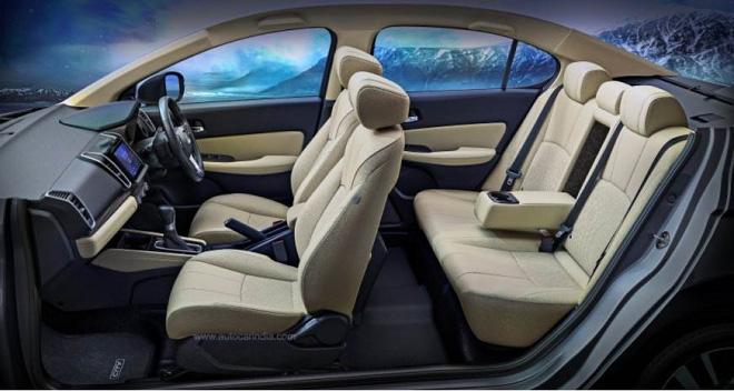 Đã có thể đặt hàng mua chiếc Honda City giá 300 triệu đồng - Ảnh 2.