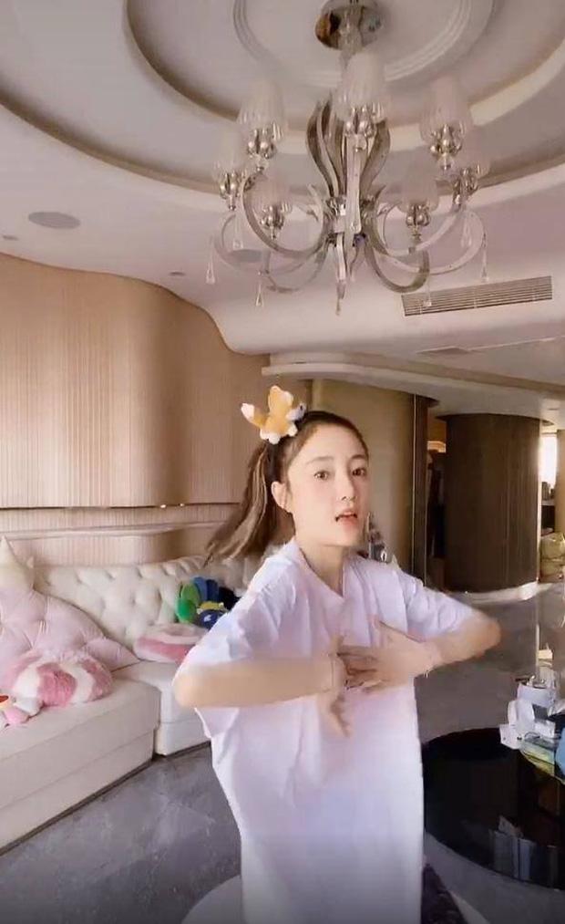 Lý Tiểu Lộ càng ngày giàu hậu ly hôn: Thuê 3 bảo mẫu cho con, khoe nhà sang chảnh, kiếm tiền tỷ nhờ livestream - Ảnh 4.