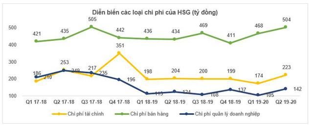"""Động lực nào giúp cổ phiếu Hoa Sen (HSG) tăng """"phi mã"""" trong gần 3 tháng qua? - Ảnh 9."""