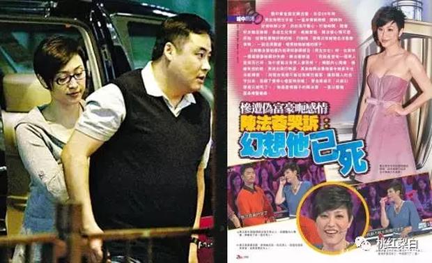 Hoa hậu Hong Kong trầm cảm vì bị đại gia lừa gạt, mang danh kẻ thứ 3, tuổi U60 ra sao? - Ảnh 6.