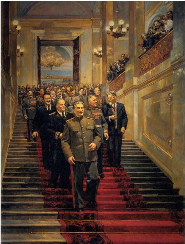 1 tháng chuẩn bị, ngày trọng đại mưa xối xả: Lễ duyệt binh Ngày Chiến thắng hoành tráng nhất lịch sử Liên Xô - Ảnh 1.