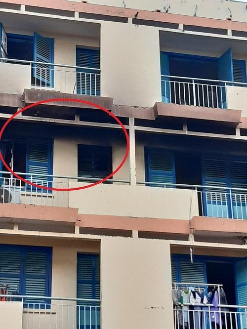 Cháy khách sạn Công Đoàn ở Sài Gòn, 1 phụ nữ tử vong và 1 giáo viên người nước ngoài bị thương - Ảnh 1.