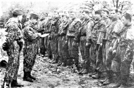Đội trinh sát 25 tay súng tiêu diệt 5.000 quân Đức - Ảnh 1.
