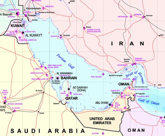 Tàu Iran bất ngờ bị Saudi tấn công, Vịnh Ba Tư căng thẳng tột độ - Chiến sự Syria bùng nổ, phiến quân thương vong vô số - Ảnh 1.