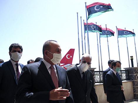 2 kịch bản cho cuộc xung đột Libya - Ảnh 2.