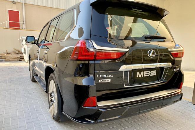 Lexus LX 570 MBS 2020 chào hàng nhà giàu Việt với giá trên 10 tỷ đồng, thêm chi tiết lộng lẫy như Rolls-Royce - Ảnh 2.
