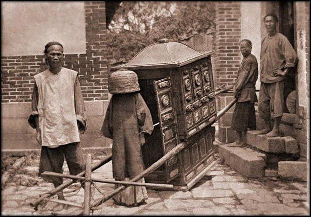 Loạt ảnh phản ánh chân thật cuộc sống người Trung Quốc trong giai đoạn biến động từ cuối thời nhà Thanh đến thời Dân Quốc - Ảnh 2.