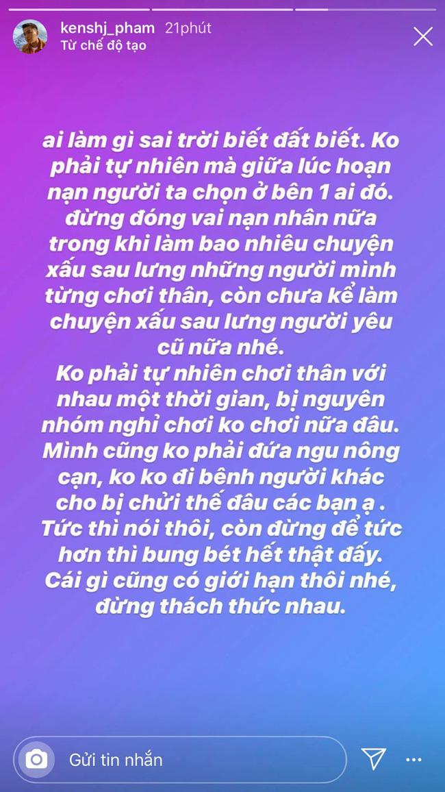 Drama lại căng: Hội stylist của Chi Pu bóng gió Quỳnh Anh Shyn chơi xấu bạn thân, làm chuyện có lỗi với người yêu cũ - Ảnh 2.