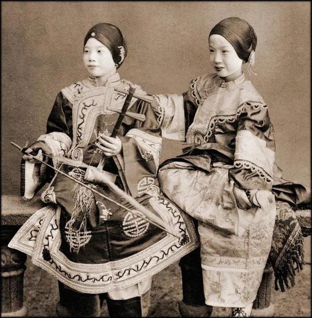 Loạt ảnh phản ánh chân thật cuộc sống người Trung Quốc trong giai đoạn biến động từ cuối thời nhà Thanh đến thời Dân Quốc - Ảnh 15.
