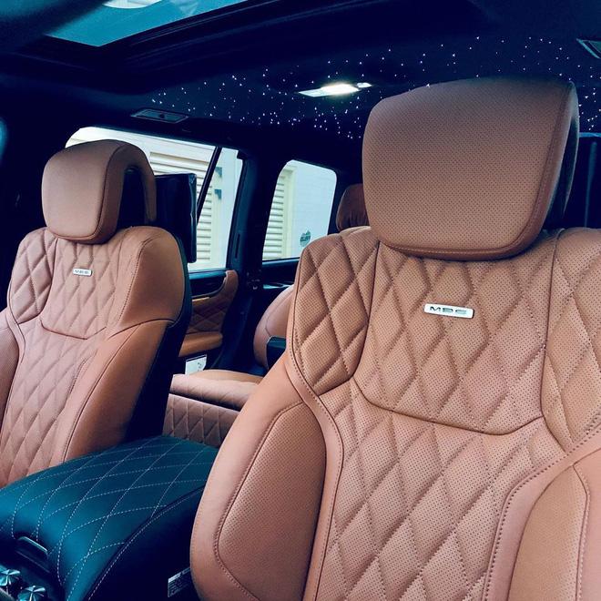 Lexus LX 570 MBS 2020 chào hàng nhà giàu Việt với giá trên 10 tỷ đồng, thêm chi tiết lộng lẫy như Rolls-Royce - Ảnh 3.