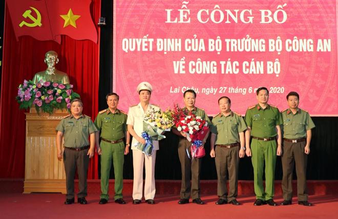 Công bố điều động, bổ nhiệm tân Giám đốc Công an tỉnh Lai Châu, Bắc Kạn - Ảnh 4.
