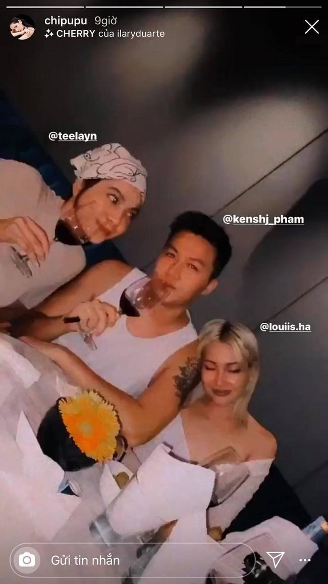 Drama lại căng: Hội stylist của Chi Pu bóng gió Quỳnh Anh Shyn chơi xấu bạn thân, làm chuyện có lỗi với người yêu cũ - Ảnh 4.