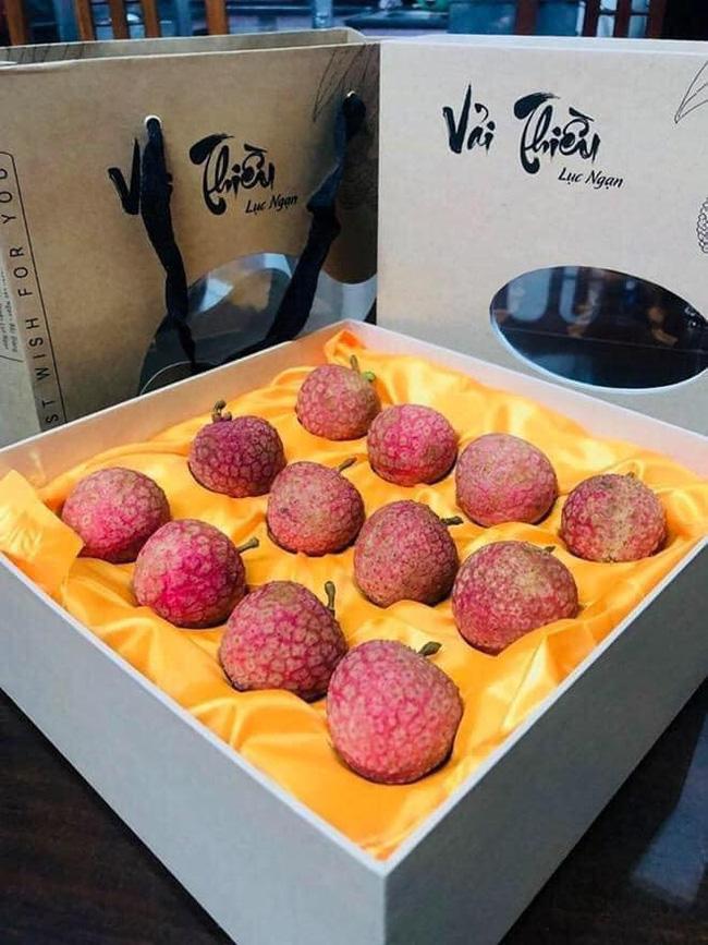 Siêu thị tại Nhật bán 120.000 đồng được 7 quả vải, shop online Nhật rao bán cả hạt vải với giá cao - ảnh 6