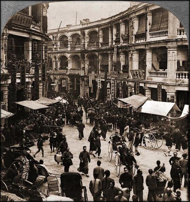 Loạt ảnh phản ánh chân thật cuộc sống người Trung Quốc trong giai đoạn biến động từ cuối thời nhà Thanh đến thời Dân Quốc - Ảnh 9.