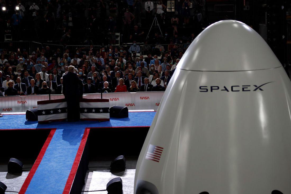 Mỹ hết tầm gửi vào Nga, dừng 'đốt' 90 triệu USD cho 1 chiếc ghế: Bí mật từ 6 chữ S.P.A.C.E.X - Ảnh 26.