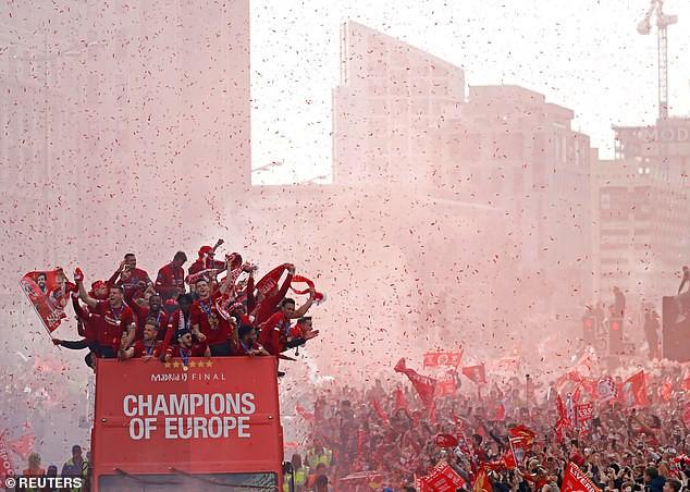 Liverpool sẽ được diễu hành ăn mừng chức vô địch Premier League - Ảnh 1.